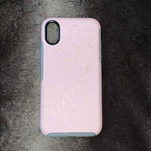 Never used iPhone X and XS OtterBox case